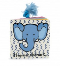 If I were an Elephant Book Newborn Gift