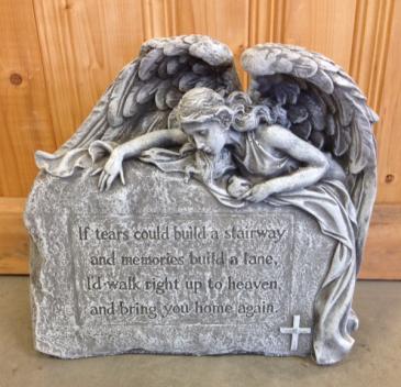 If Tears ~ Angel wrap Concrete