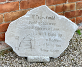 If Tears Could Build A Stairway Stone