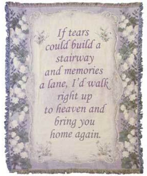 IF TEARS COULD BUILD A STAIRWAY   in Longwood, FL | Novelties By Nadia Flowers & More