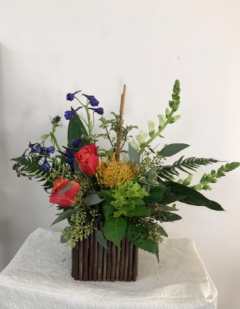 Ikebana Twig Arrangement