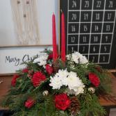 Designer's Choice Table Centre 2 Candle Centrepiece