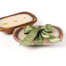 LUXE BREAD BOWL TRIPLE WICK CANDLE Candle