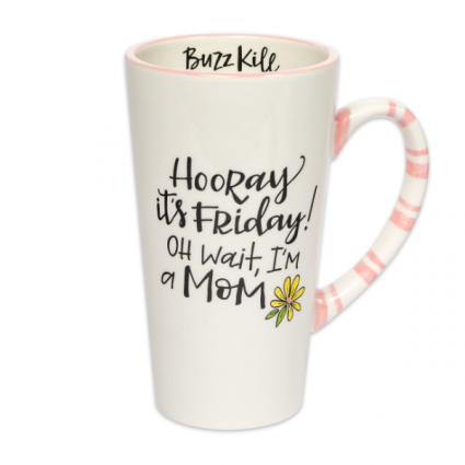 I'm a Mom Coffee Mug