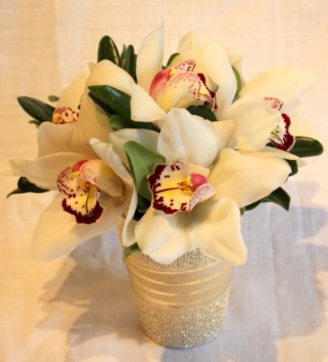I'm all Orchids For You Arrangement