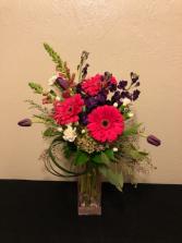 I'm Yours Vase Arrangement