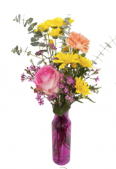 Imagination Bud Vase  Small vase arrangement