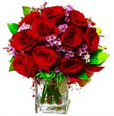 Impact Roses Vase