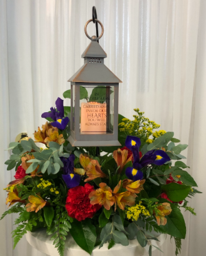 In Angel's Arms Sympathy in Springfield, IL   FLOWERS BY MARY LOU