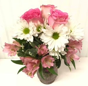 Pink Happiness  in Easton, MD | ROBINS NEST FLORAL AND GARDEN CENTER
