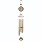"""In God's Hands""  35"" wind chime"