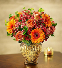 In Love With Fall 1-800 FLOWERS BOUQUET