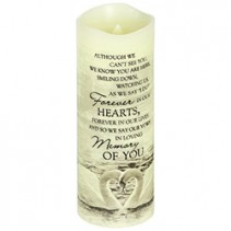 In Loving Memory Candle