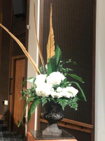 In Loving Memory Church Arrangement