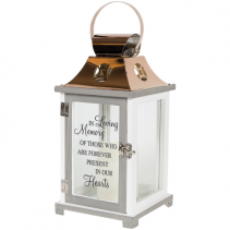 In Loving Memory Lighted Lantern