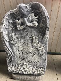 In Loving Memory  Memory Stone