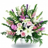 In loving memory sympathy arrangement  3C Floral Collection
