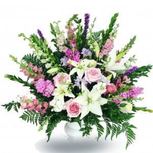 In loving memory sympathy arrangement  3C Floral Collection