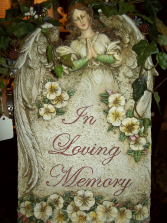 In Loving Memory Sympathy Stone