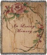 In Loving Memory Throw