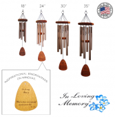 IN LOVING MEMORY® WIND CHIMES Gift Items
