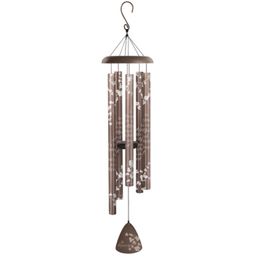 "In Memory 44"" Sonnet Wind Chime Powell Florist Exclusive"