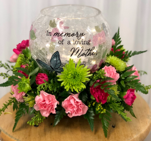 In Memory of a Loving Mother  in Springfield, IL | FLOWERS BY MARY LOU