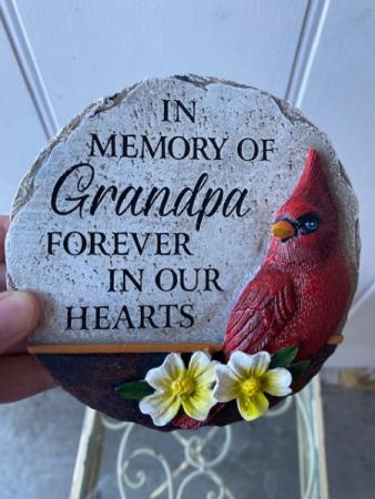 In memory of grandpa....