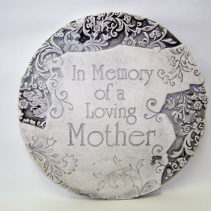 In Memory of Mother Memorial Stone