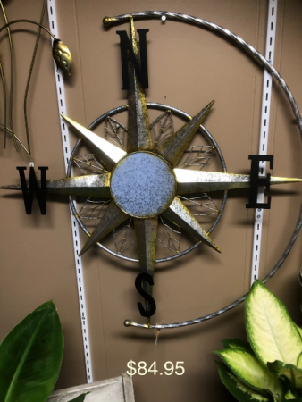 in or outdoor wall hanging