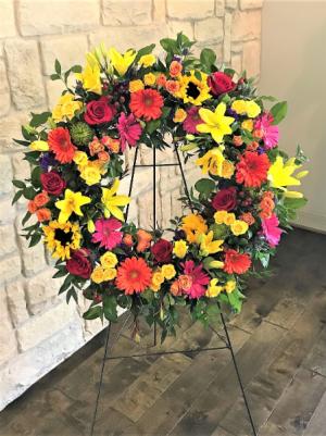 IN OUR HEARTS  in Buda, TX   Budaful Flowers