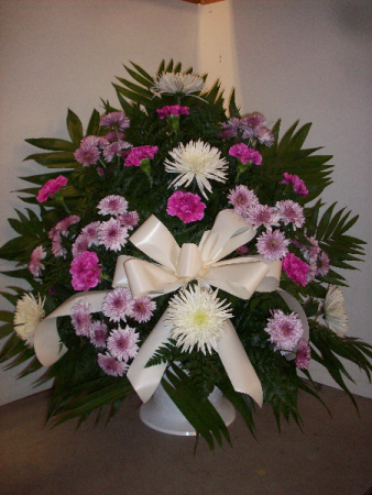 In Our Thoughts Sympathy Basket