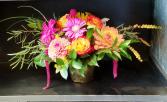 Indian Summer Fresh Floral Design