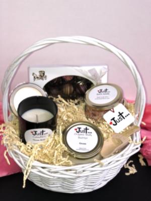 Pamper Me Gift Basket  in Coral Springs, FL | DARBY'S FLORIST