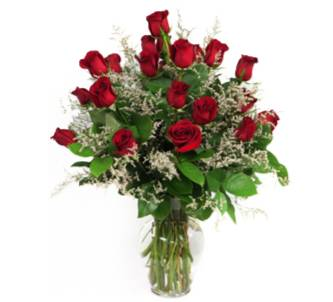 Infinite Love 24 Red Roses