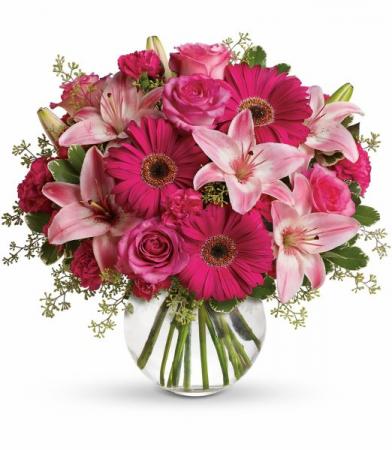 Infinite Love  Vase arrangement