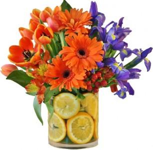 THE RIVERSIDE  Bouquet of Flowers