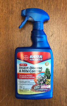 Insect, Disease, and Mite Control Spray