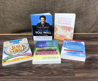 Inspirational Books Books sold separately
