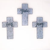 Inspirational Keepsake Cross Gift Item