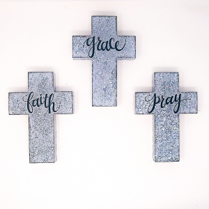 Inspirational Keepsake Cross Gift Item in Springfield, MO | FLOWERAMA #226