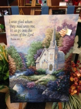 Inspirational Tapestry-variety in stock