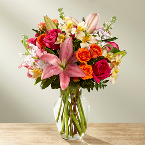 The FTD Into The Woods Bouquet Any Occasion