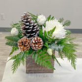 Into The Woods Vase Arrangement