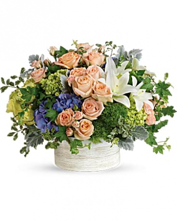 "Intoxicating Beauty Bouquet Tev56-8 21.5""(w) x 16""(h)"