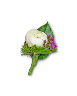 Intrinsic Boutonniere Corsage/Boutonniere in Nevada, IA | Flower Bed
