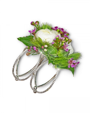 Intrinsic Corsage Corsage/Boutonniere in Nevada, IA | Flower Bed