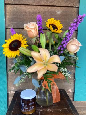 Iowa Sunset Bundle #1 Floral bundle in Iowa City, IA   Every Bloomin' Thing