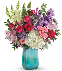 Iridescent Beauty Bouquet