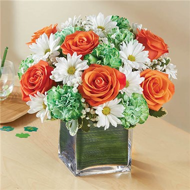 Irish Blessings Bouquet Arrangement